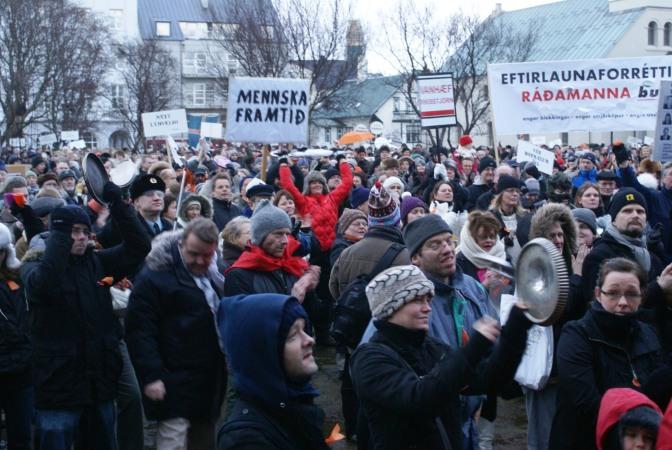 Islàndia: una forma de resoldre la crisi