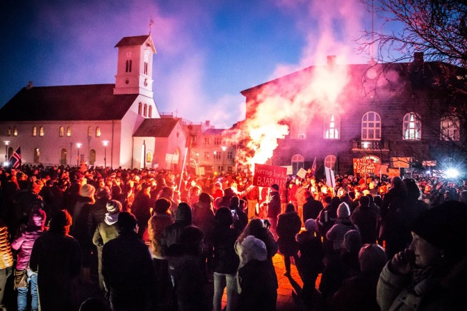 Islandia: una forma de resolver la crisis