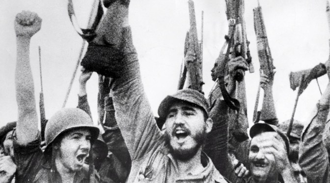 La mort de Fidel Castro