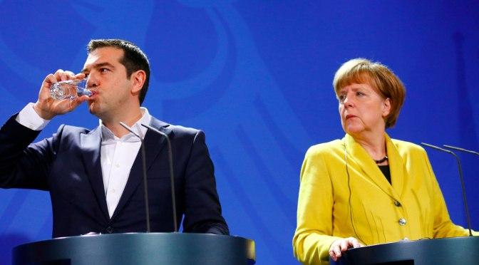 ¿Una traición de Syriza?