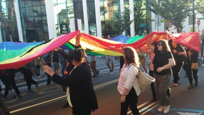 Liberación LGTB: La opresión continúa, la lucha también