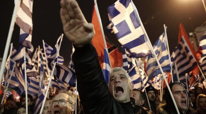 La resistible ascensión del antisemitismo