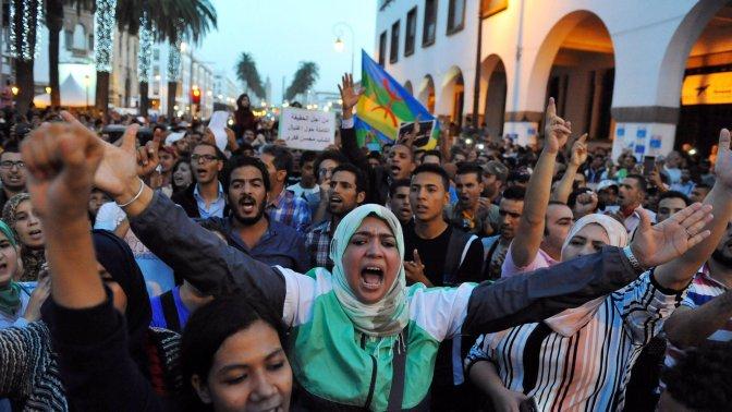 Solidaridad con el movimiento en el Rif y en Marruecos