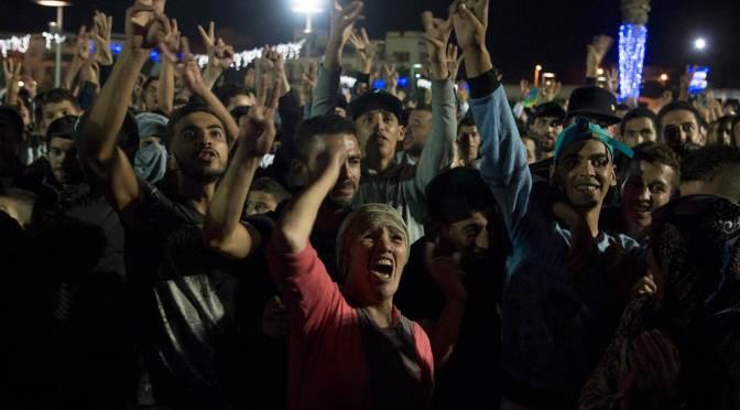 Islamisme, esquerra i mobilització al Marroc