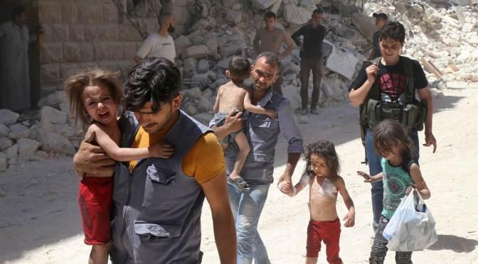 Irak/Siria: Mosul-Raqqa y Alepo: ¡La guerra continúa!