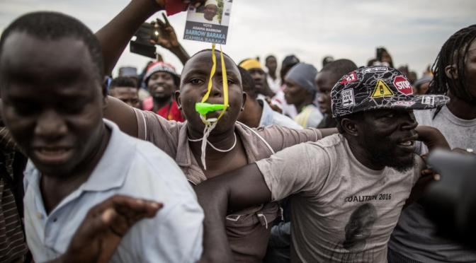 Gambia: De elecciones, pérdida del miedo y sorpresas