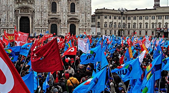 La austeridad ayuda a la derecha en Italia
