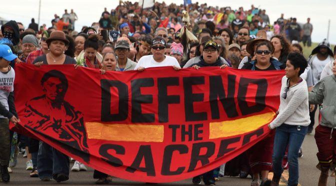 10 lecciones de Standing Rock
