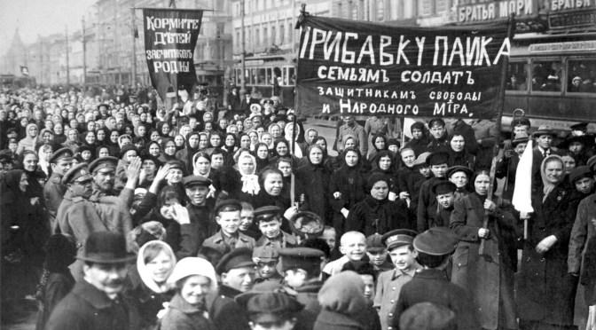 Rusia 1917 / La revolución rusa y su significado hoy