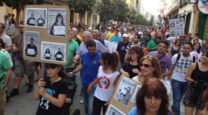 Las luchas en Córdoba