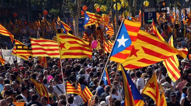 Catalunya: la independencia como arma para la ruptura