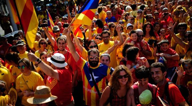 Catalunya: Por la ruptura