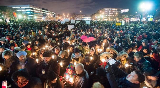 Quebec: terrorismo, islamofobia y solidaridad