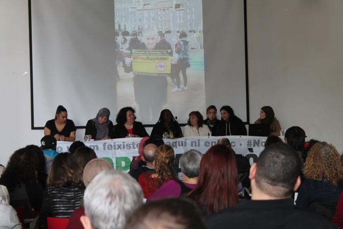 Crónica del Foro Social contra la islamofobia y todo tipo de racismo