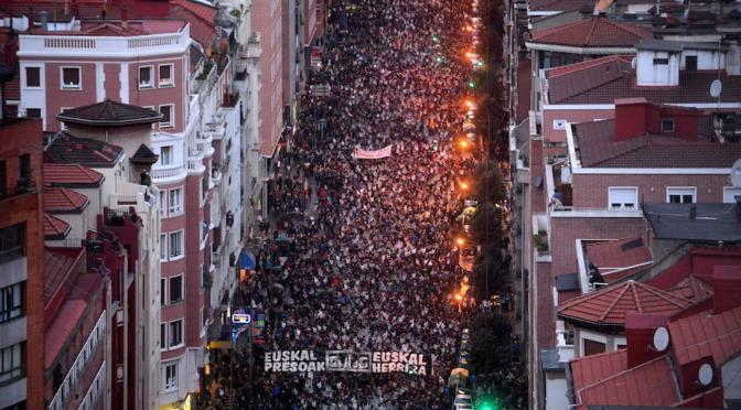 Lucha de clases en Euskal Herria