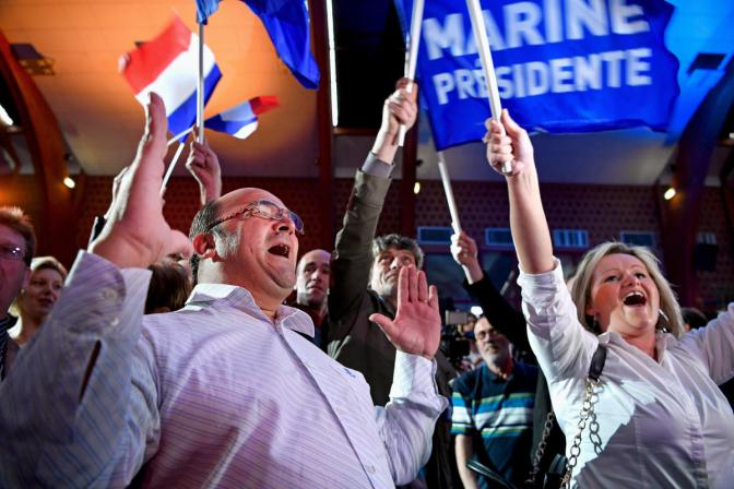 Francia: unidad contra el fascismo