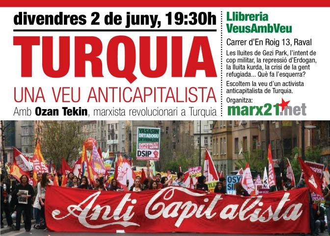 Turquia: Una veu anticapitalista
