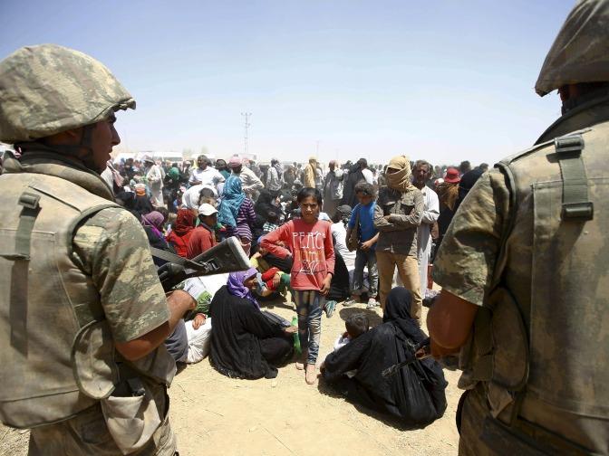 """Entrevista: """"A Turquia, 3 milions de sirians pateixen extrema pobresa i racisme"""""""