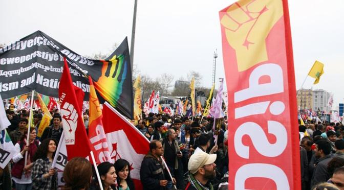 """Turquía: """"Nuestro objetivo es ganar a la clase trabajadora en las luchas"""""""