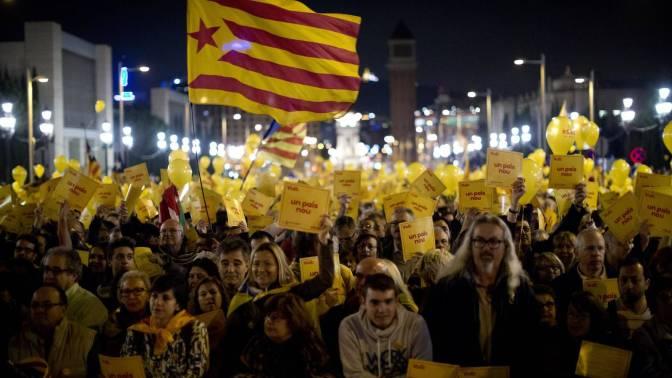 La lluita pel dret democràtic a decidir a Catalunya