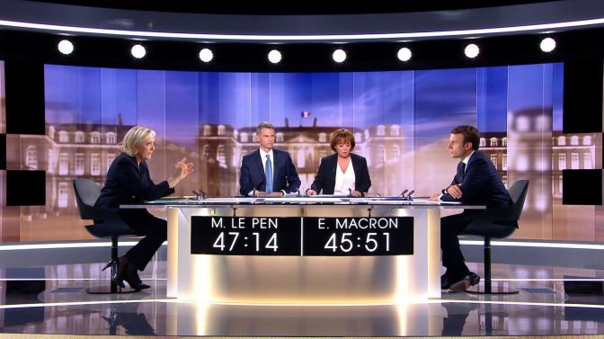 Macron y el nuevo discurso del orden neoliberal