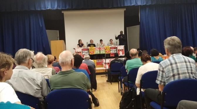 Marxism 2017 /2 – La lucha contra la islamofobia y el fascismo