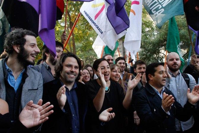 Las elecciones primarias en Chile