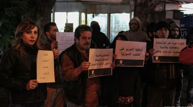 Assetjament i repressió contra activistes socialistes al Líban