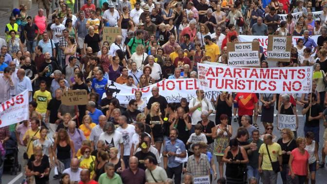 Turismo masificado: hay que pinchar las ruedas del sistema