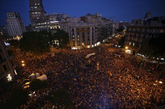 Notes des de la lluita per Catalunya