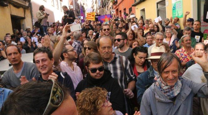 Notas desde la lucha por Catalunya