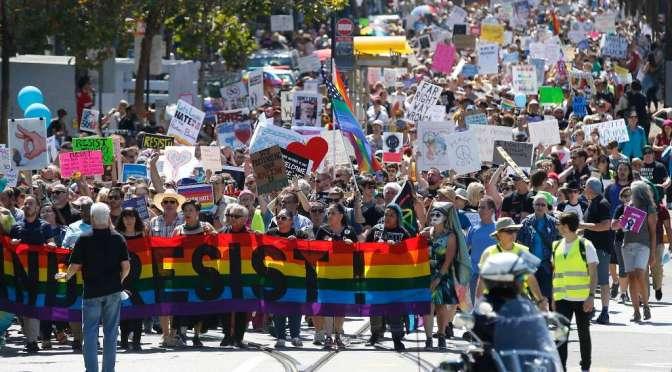 EE.UU El movimiento antirracista puede ser el clavo en el ataúd de Trump