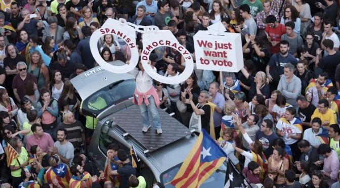La izquierda internacionalista debe apoyar el derecho de Catalunya a decidir