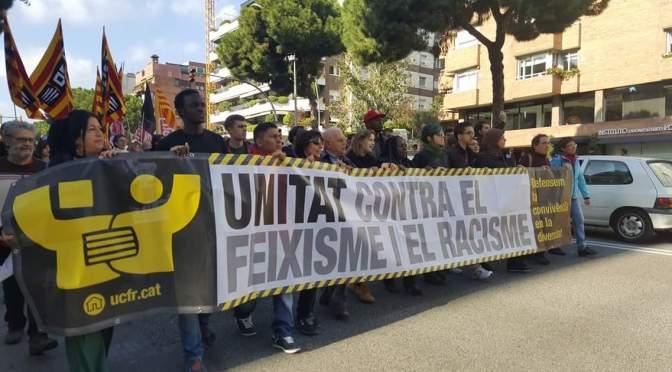 Manifestació del 18N: cal més UCFR