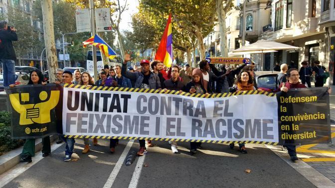 Manifestación del 18N: hace falta más UCFR