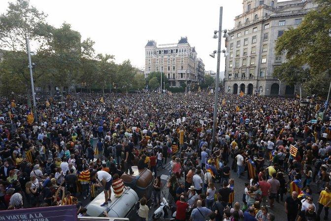 Catalunya: la visió solidària d'una anticapitalista irlandesa