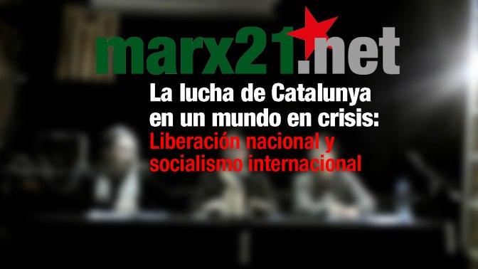 [Vídeo] Catalunya en un món en crisi