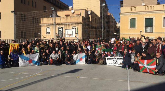 Solidaridad internacional #WithCatalonia