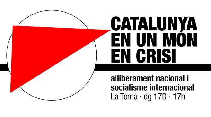 Catalunya en un món en crisi