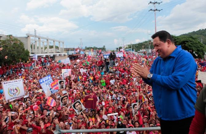 Venezuela y la revolución en el siglo XXI