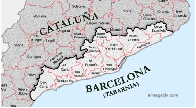 Ulster, Padania, Donbass… #Tabarnia