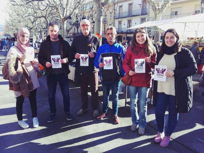 La lucha contra el fascismo y el racismo en Catalunya central