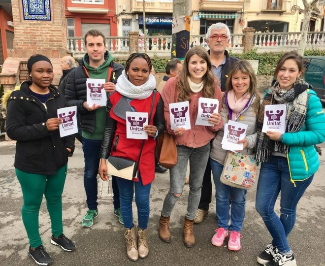 La lluita contra el feixisme i el racisme a la Catalunya Central