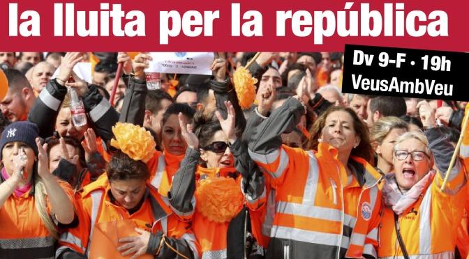 La classe treballadora i la lluita per la república
