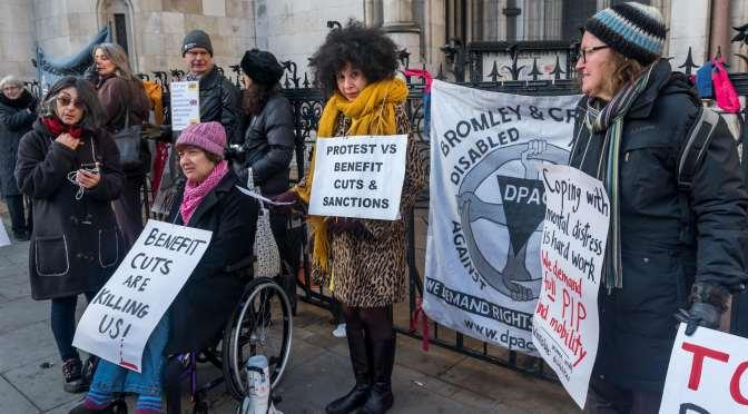 Clase, discapacidad y opresión
