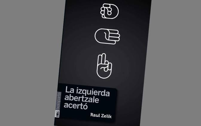 "Raul Zelik: ""La izquierda abertzale acertó"""