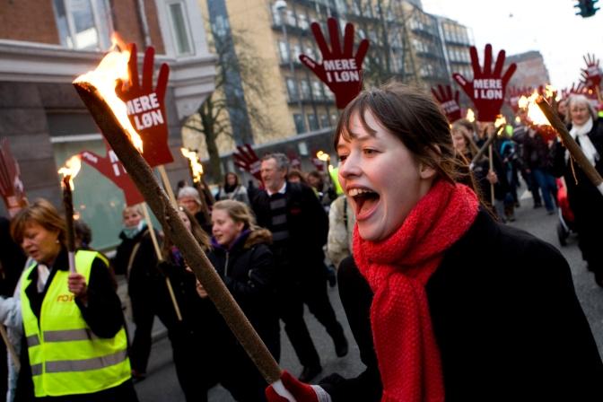 Dinamarca: los trabajadores del sector público se preparan para una intensa lucha