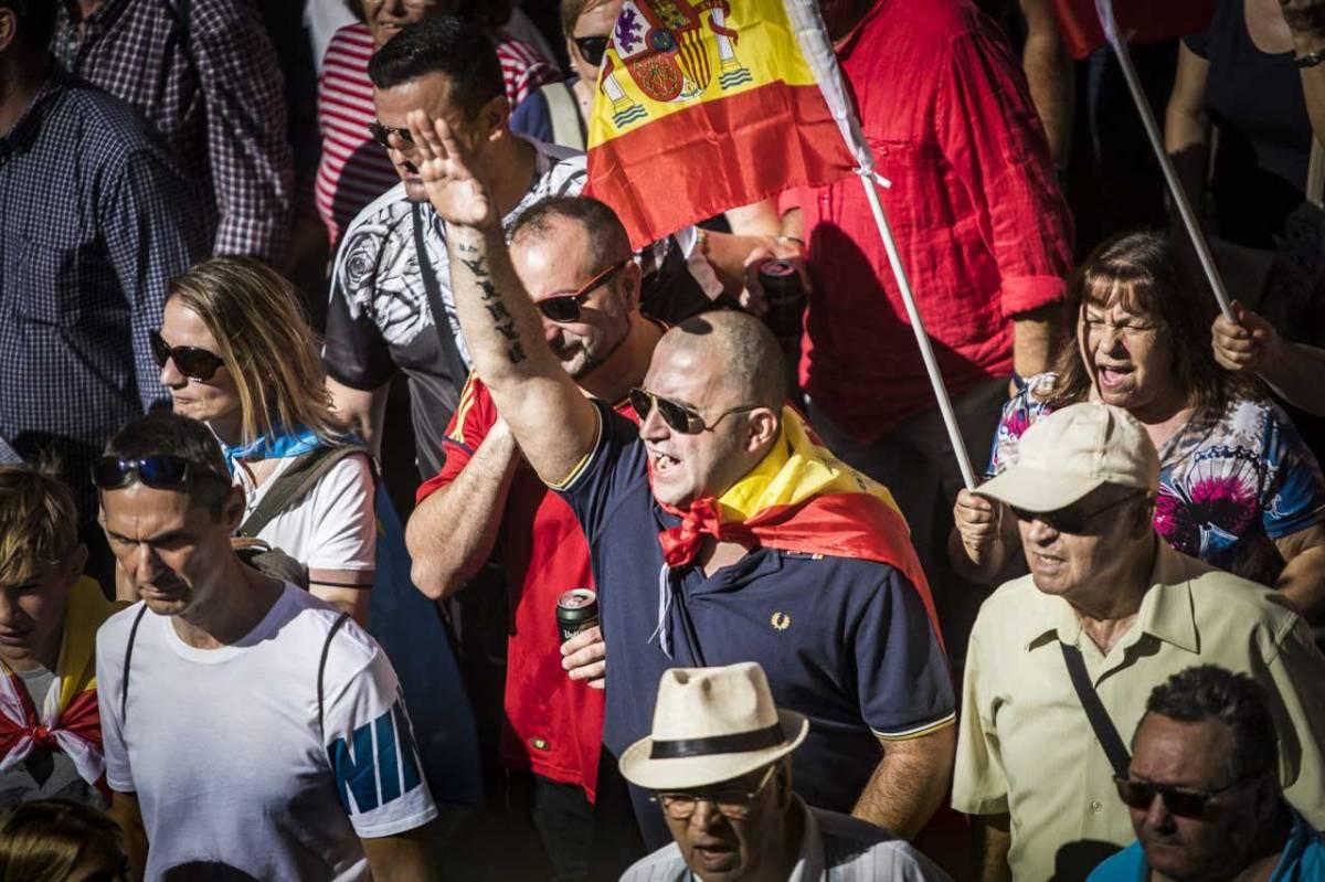 Por qué el Estado español no es fascista   marx21.net