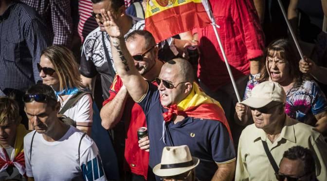 Por qué el Estado español no es fascista