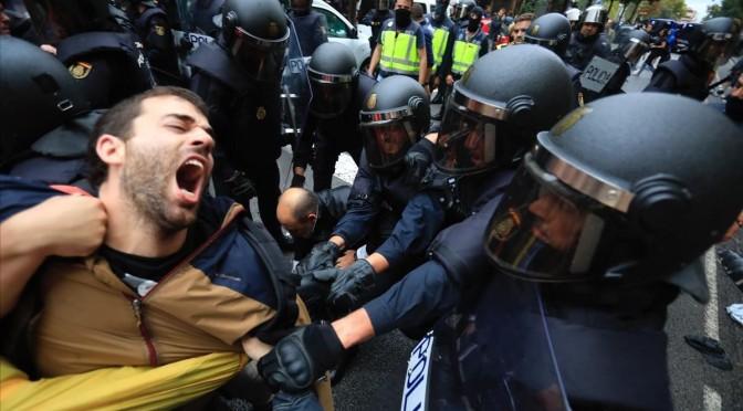 Vivim en un estat feixista?: Xerrada-debat